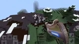 Minecraft ep. 1 Fortnite Addon scar and v-bucks