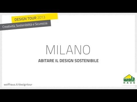 WOLF HAUS - DESIGN TOUR a Milano - Abitare il Design sostenibile