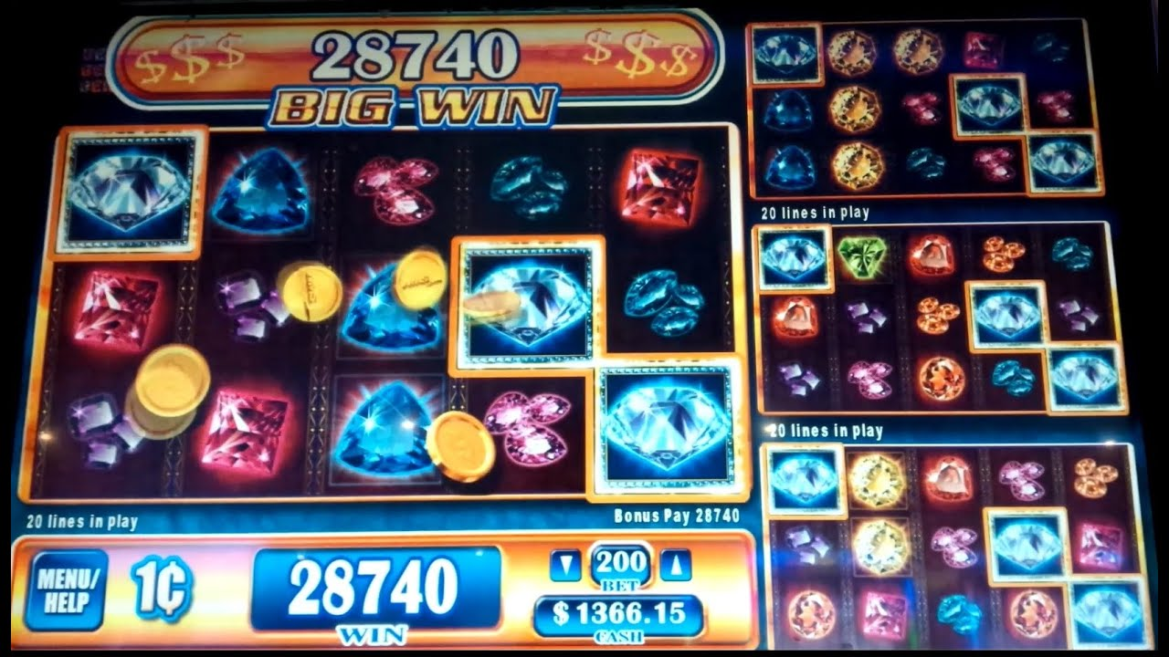 Gems Gems Gems Slot Machine