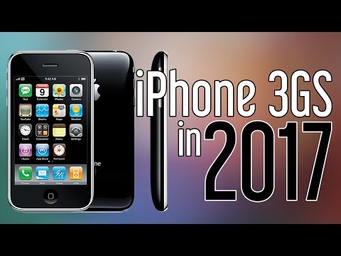 Thumbnail: iPhone 3GS in 2017? REVIEW (iOS 6.1.6)