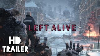 Left Alive Gameplay First introduction Trailer#1 ( 2018 )