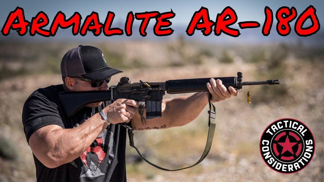 Armalite AR-180 Piece Of History By Eugene Stoner