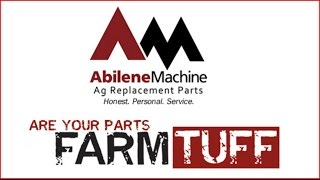 Abilene Machine for the best tractor parts and combine parts in Kansas