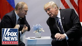 Trump meets one-on-one with Putin thumbnail