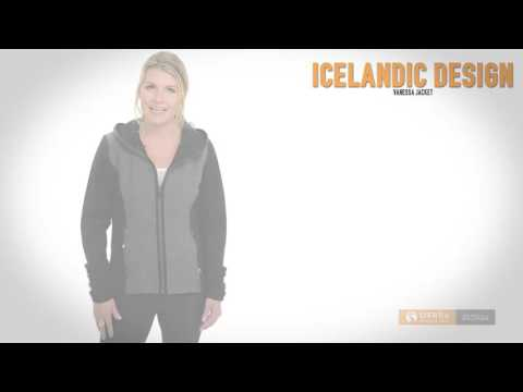 Icelandic Design Vanessa Jacket - Wool (For Women)