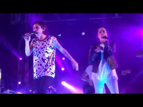 Tegan and Sara - &39;Stop Desire&39; - Stubbs&39;s - Austin TX - 91716