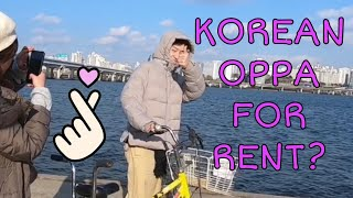 I RENTED AN OPPA FOR A DAY! 💕 | Kristel Fulgar