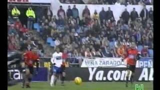 Real Zaragoza 3 - Mallorca 1 Temporada 05-06