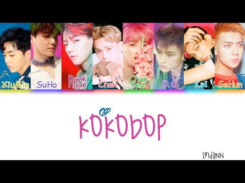 EXO - Ko Ko Bop |Sub. Español + Color Coded| (HAN/ROM/ESP)