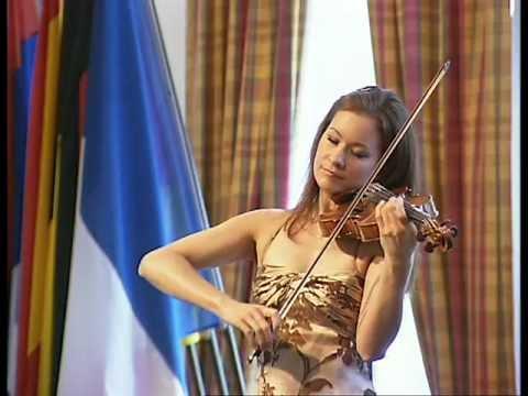 Arabella Steinbacher & Robert Kulek - Festival International de Colmar 2007