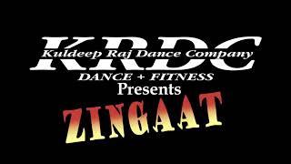 Zingaat - Dhadak - Sairat || Dance Choreography - KRDC || Kuldeep Raj Dance Company