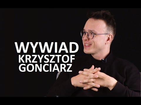 Wywiad z Krzysztofem Gonciarzem - Szczerze z YouTuberem #15