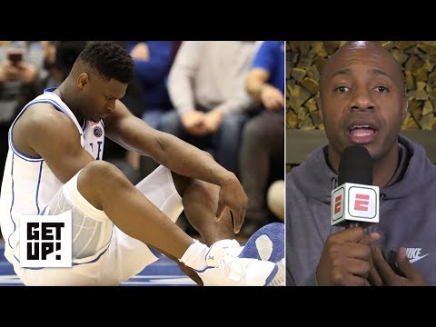 Zion shutting it down for rest of 2019 season would be right business move – Jay Williams | Get Up!