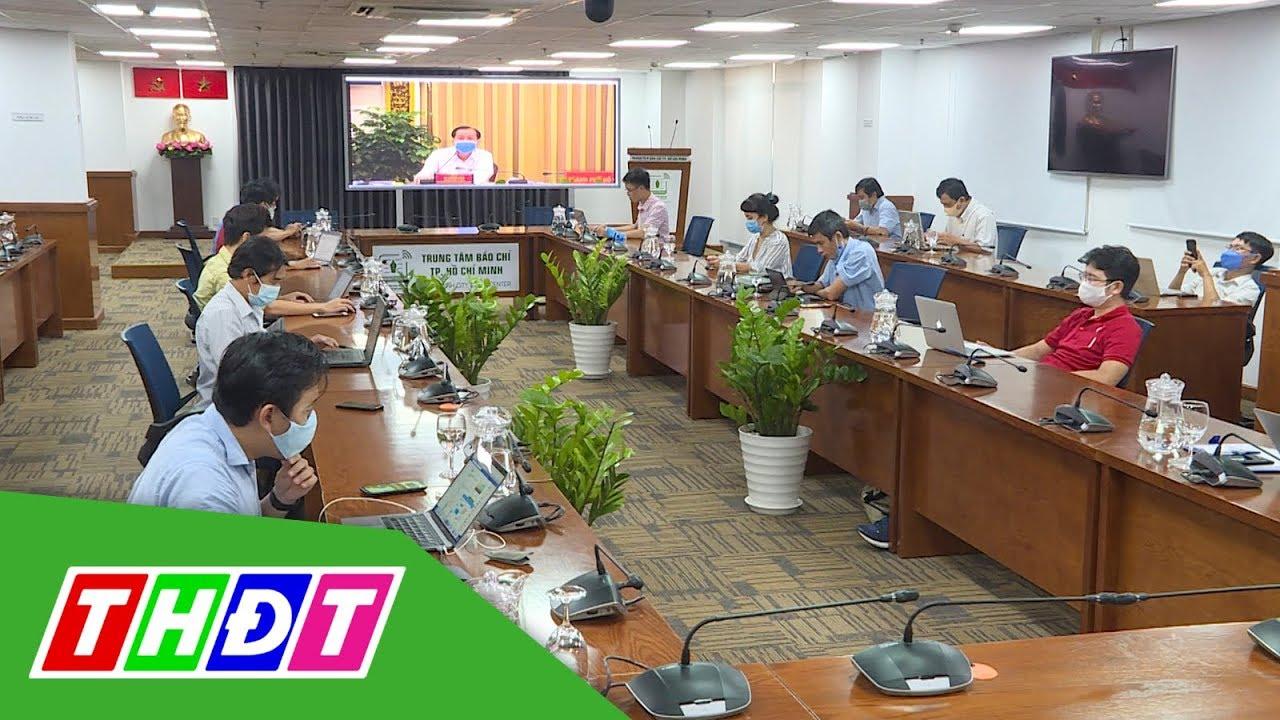 TP. HCM tiếp tục phòng chống dịch theo Chỉ thị 15 | THDT