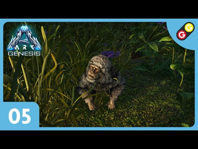ARK : Survival Evolved - Genesis #05 On tame nos premiers dinos ! [FR]