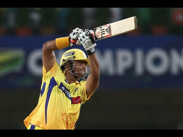 Chennai Super Kings vs Titans, CLT20 2013 - Full Highlights Travel Video