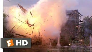 Invasion U.S.A. (2/12) Movie CLIP - A Tough Armadillo (1985) HD