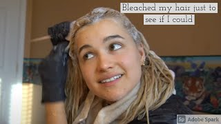 Brad Mondo's Tips REALLY WORK (I Cut & Bleached my Hair)