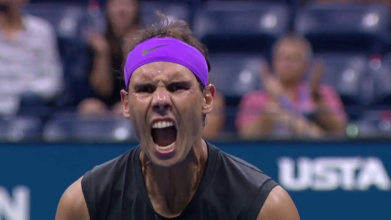 Diego Schwartzman Vs Rafael Nadal Us Open 2019 Quarterfinal Highlights Youtube
