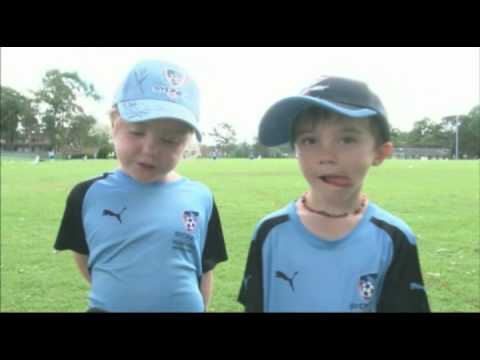 Sydney FC Holiday Clinics Kids Tell Of The Experience