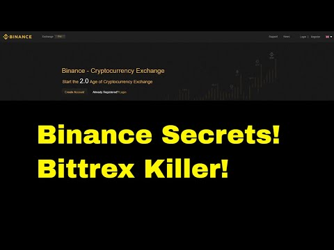 Binance Exchange Review | Better than Bittrex?