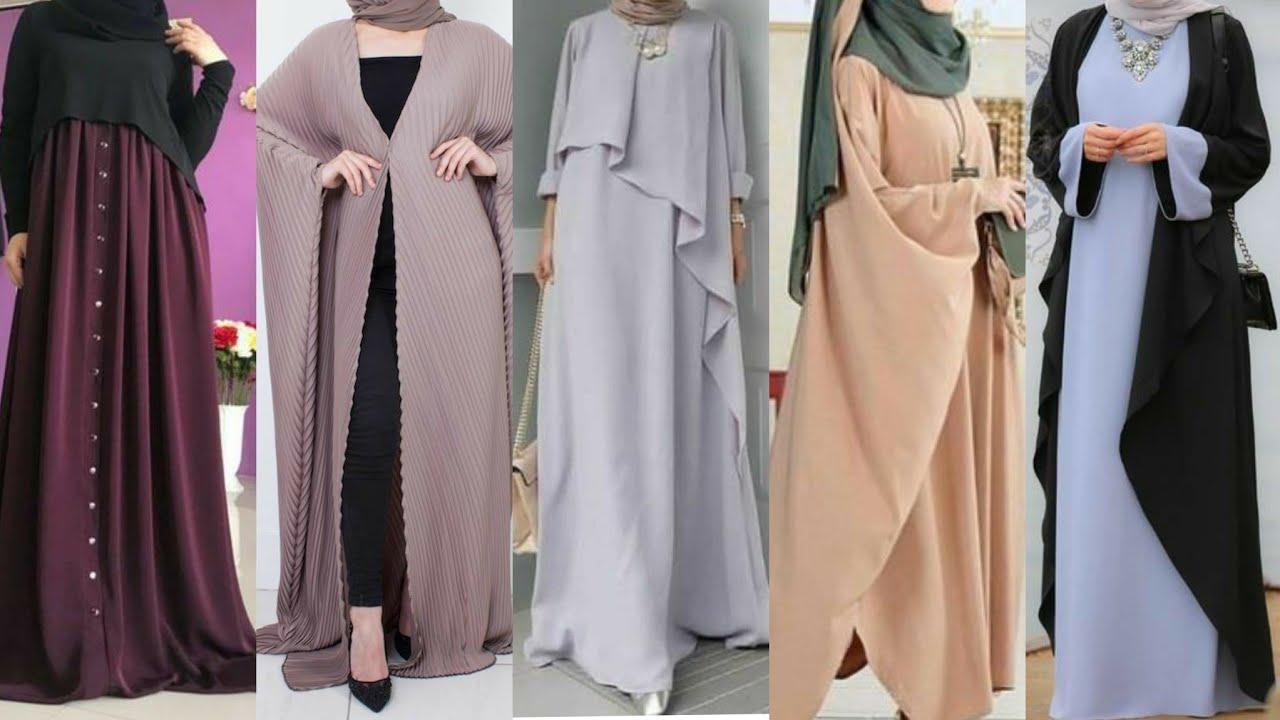 80 Best Abaya Designs For 2020||New Dubai Abaya Styles - YouTube