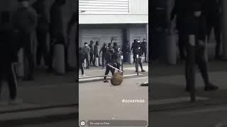 Во Франции разгорается серьёзный конфликт между местными арабами и чеченской диаспорой.