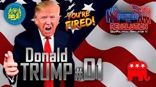 """Power & Revolution - Geopolitical Simulator 4 - Donald Trump 01 """"Nominación"""" SPA"""
