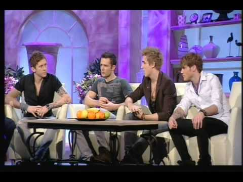 McFLY Interview - The Alan Titchmarsh Show (23.11.10)
