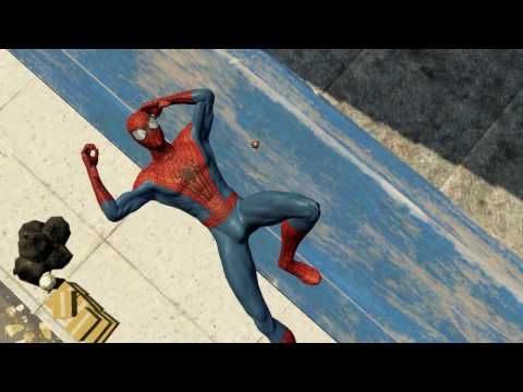 The Amazing Spider Man 2 Game - Mafia Full Part2
