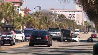 No Parking signs could go up on Ocean Boulevard in Myrtle Beach