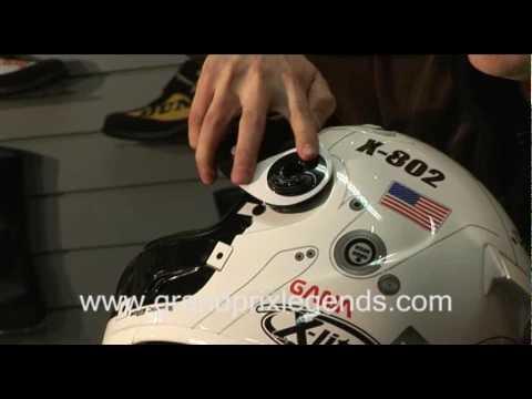 X-Lite X-802 motorcycle helmet