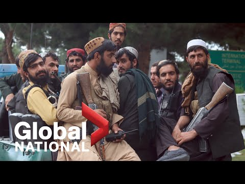 Global National: Aug. 31, 2021 | Taliban in full control of Afghanistan as US officially exits