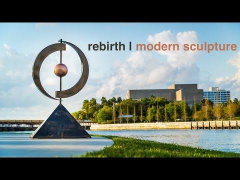 """Rebirth"" | Fabricating a modern sculpture"