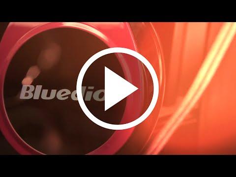 Bluedio R+ Bluetooth Headphones Commercial