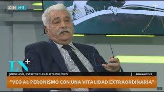 Jorge Asis: La Doctora, los desembolsos que autoriza Donald Trump y el peronismo vital