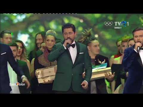 Copacul - Ad Libitum Voices Semifinala Eurovision 2018