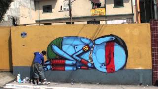 SAMPA GRAFFITI 12 | Cranio