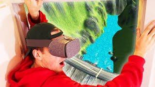 HÖHENANGST Test in VR 😱 ☁