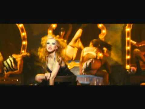 "Download Burlesque Movie Clip -  ""Express""  Christina Aguilera"