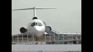 видео авиакатастрофа под донецком 22 августа 2006
