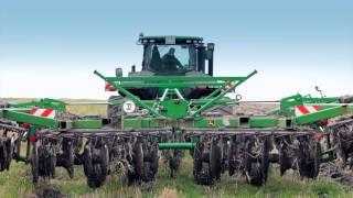 Отзывы клиентов о гусеничных тракторах John Deere серии 9RT