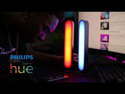Philips Hue Play Light Bar Review
