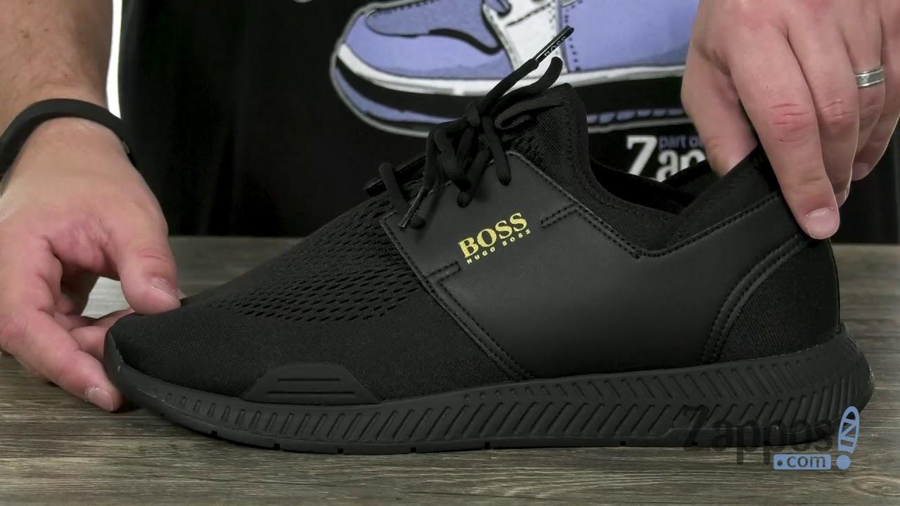 BOSS Hugo Boss Titanium Sporty Mesh