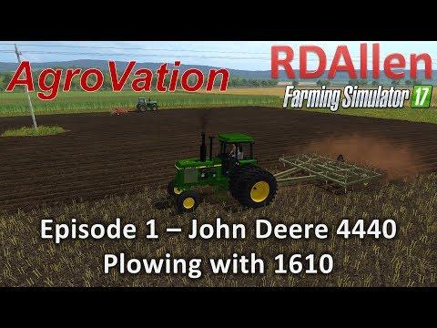FS17 Platinum MP AgroVation E1 - Hope You Like Green!