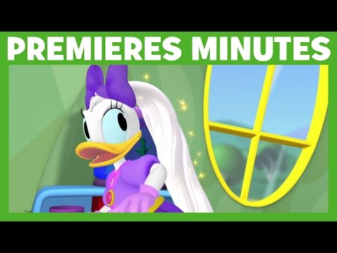 La Maison de Mickey - Premières minutes : Les cheveux de Daisy
