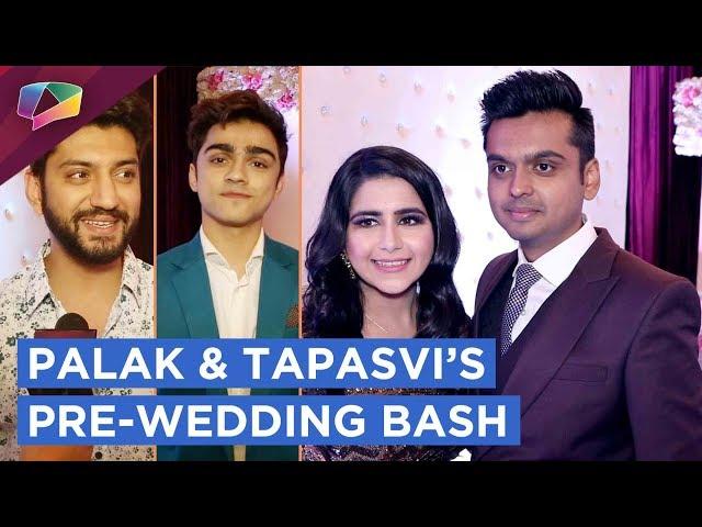 Palak Jain And Tapasvi Mehta's Pre Wedding Star Studded Bash   Kunal Jaisingh, Ronit Roy & More