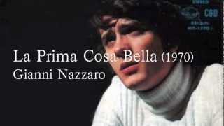 Gianni Nazzaro - La Prima Cosa Bella (1970) .m4v
