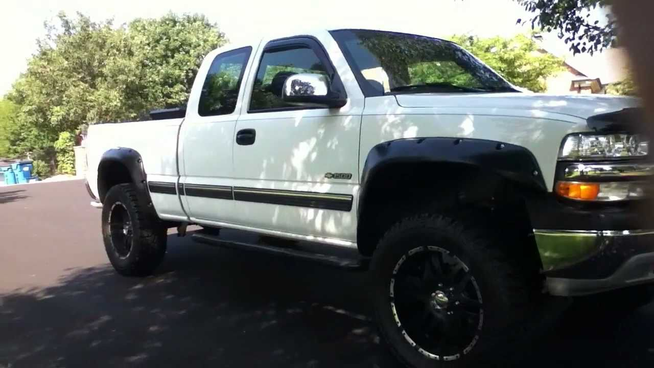 All Chevy 2002 chevy 1500 lifted : My 2002 Lifted Silverado - YouTube