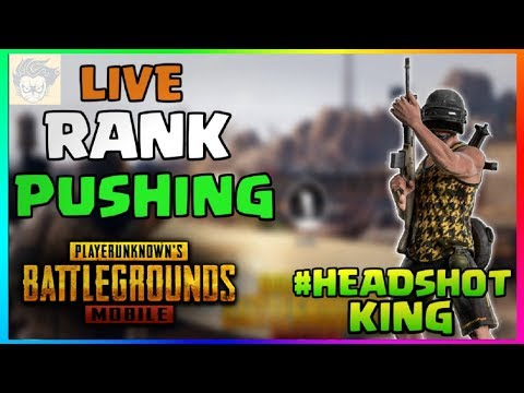 PUBG MOBILE LIVE | #9 RANKED PLAYER ASIA SERVER | CONQUEROR GAMEPLAYS ONLY